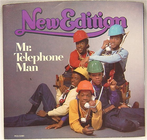 new edition mr telepone man