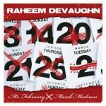 Free Download: Raheem DeVaughn - Mr. February aka March Madnesss Mixtape