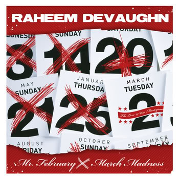 raheem devaughn march madness
