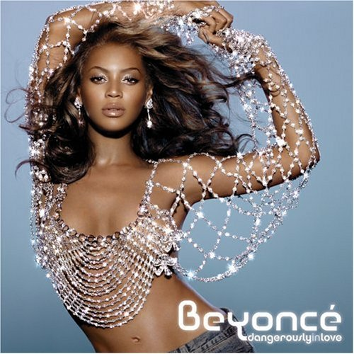 Beyonce Dangerously in Love Album Cover