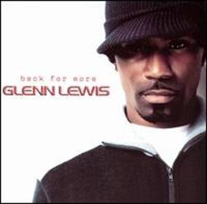 Glenn Lewis Back For More Album Cover