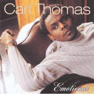 carl thomas emotional album cover