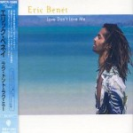"""Rare Gem: Eric Benet """"Love Don't Love Me"""" Remix featuring The Clipse (Produced by The Neptunes)"""