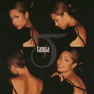 tamia tamia album cover