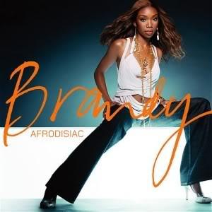Brandy Afrodisiac Album Cover