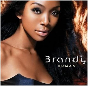 Brandy Human Album Cover