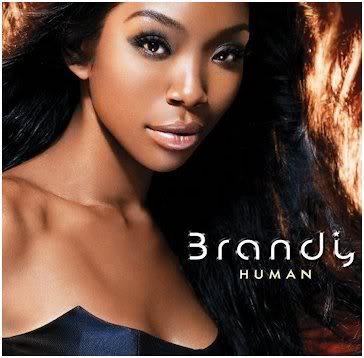 Brandy Human Album Cover