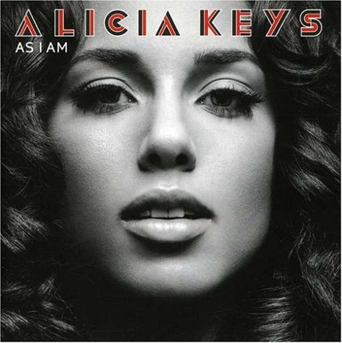 Alicia Keys As I Am Album Cover