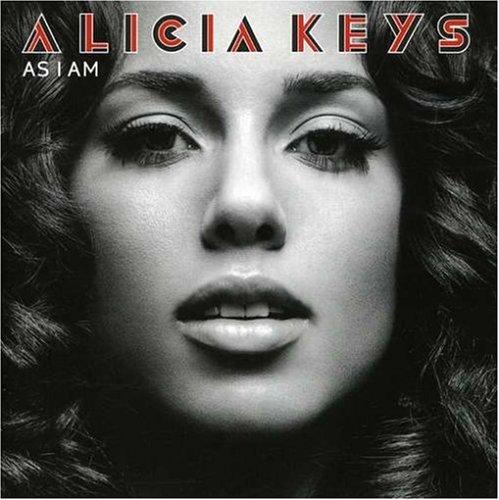 Alicia Keys As I Am Album Cover