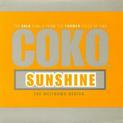 Coko Sunshine Single Cover