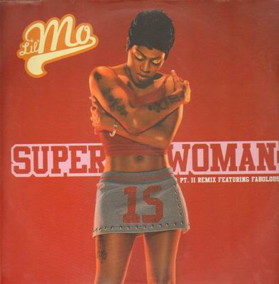 Lil Mo Superwoman