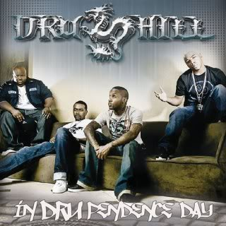 Dru Hill InDruPendence Day Album Cover