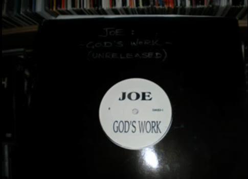 joe god's work