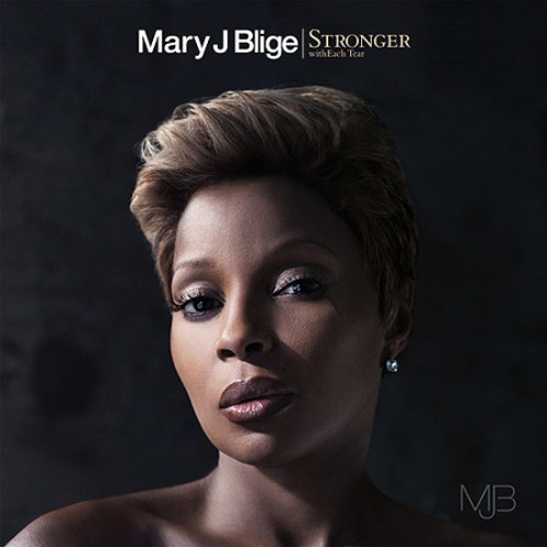 mary j blige stronger with each tear album cover