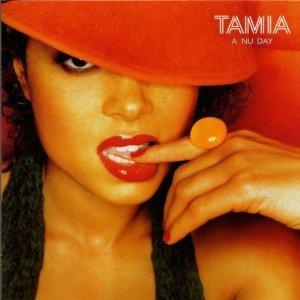 Tamia A Nu Day Album Cover