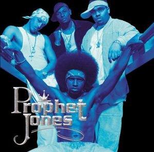 Prophet Jones Album Cover