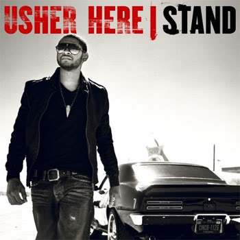Usher Here I Stand Album Cover