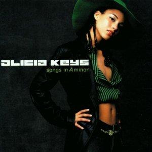 Alicia Keys Songs in A Minor Album Cover