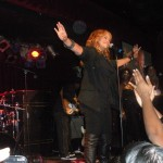 Faith Evans Live Concert Footage at B.B. Kings 10/5/10 (Part 1 of 3)