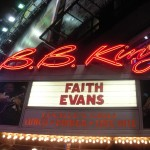 Faith Evans Live Concert Footage at B.B. Kings 10/5/10 (Part 2 of 3)