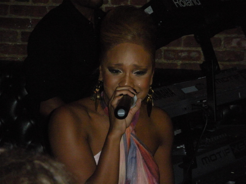 Olivia Showcase Secret Lounge 2010