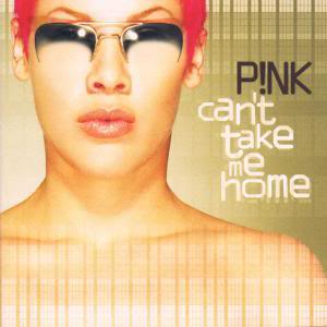 Pink Cant Take Me Home Album Cover