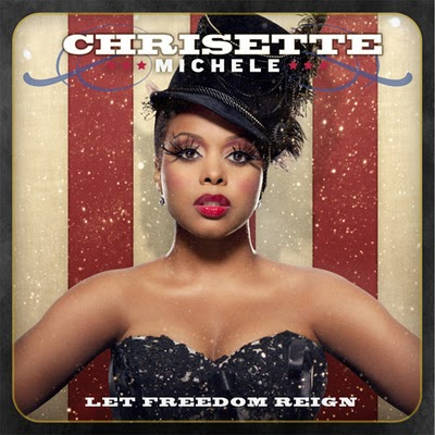 Chrisette Michele Let Freedom Reign
