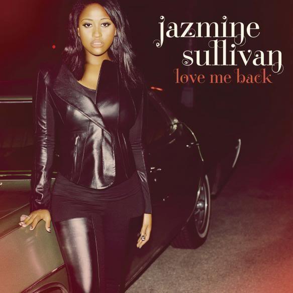 Jazmine Sullivan Love Me Back Album Cover