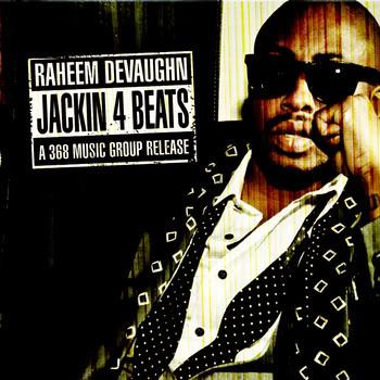 raheem devaughn jackin 4 beats Vol 1