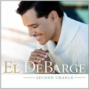 El Debarge Second Chance Album Cover