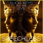 New Music: Alicia Keys - Speechless (featuring Eve) (Produced by Swizz Beatz)