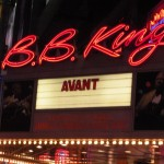 Avant Live Concert Footage at B.B. Kings in NYC 12/10/10 (Part 1 of 2)