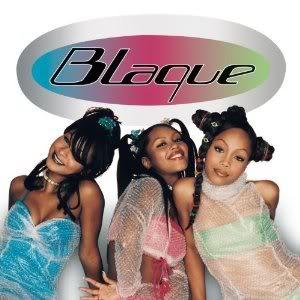 Blaque Blaque Album Cover