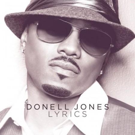 Donell Jones Lyrics Album Cover