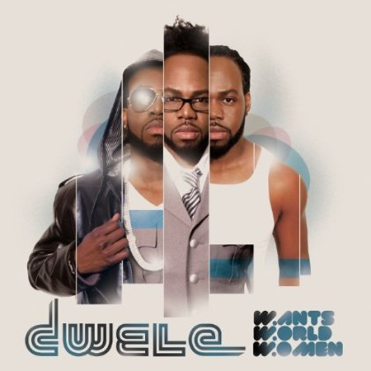 Dwele Wants World Women Album Cover
