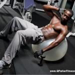 Q. Parker (of 112) Releases Fitness Calendar