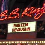 Raheem DeVaughn Live Concert Footage at B.B. Kings in NYC 11/29/10 (Part 1 of 2)