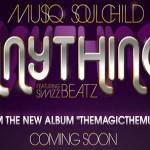 New Music: Musiq Soulchild - Anything (featuring Swizz Beatz)