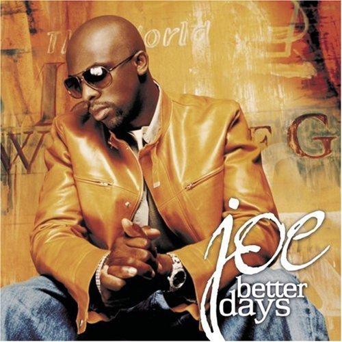 Joe Better Days Album Cover