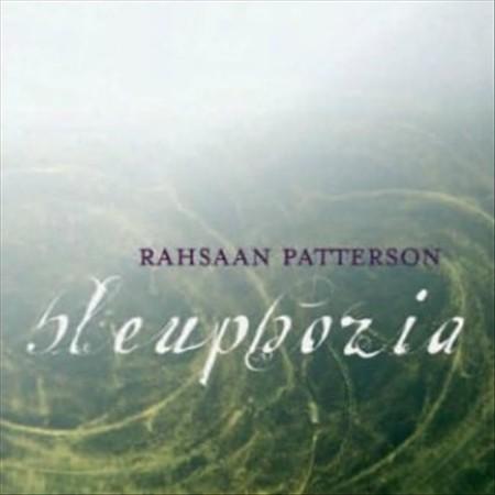 Rahsaan Patterson Bleuphoria