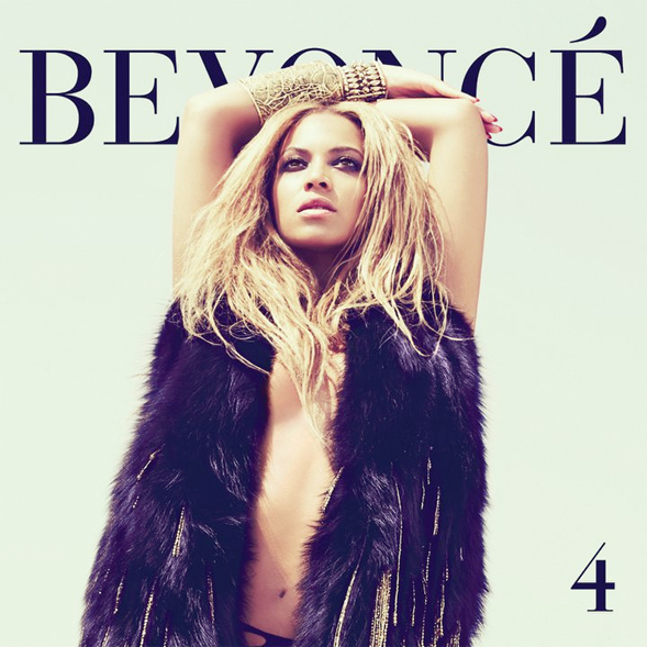 Beyonce 4 Album Cover