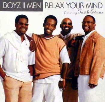 Boyz II Men Relax Your Mind Faith Evans