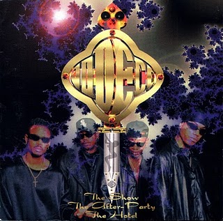 Jodeci The Show, The After-Party, The Hotel