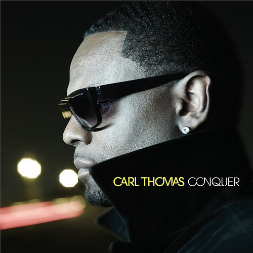 Carl Thomas Conquer Album Cover