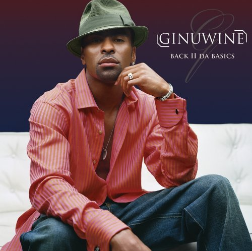 Ginuwine Back II Da Basics Album Cover