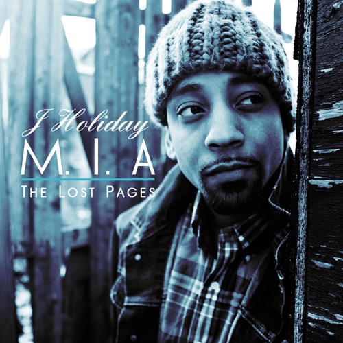 J. Holiday MIA The Lost Pages
