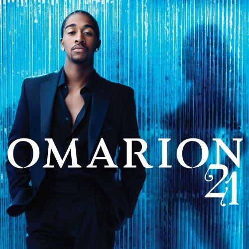 Omarion 21 Album Cover