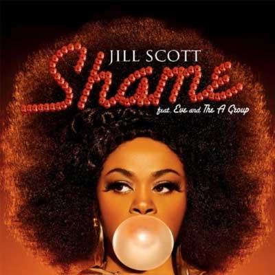 Jill Scott Shame Single Cover