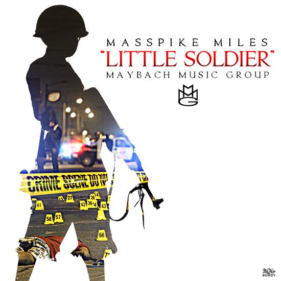 Masspike Miles Little Soldier