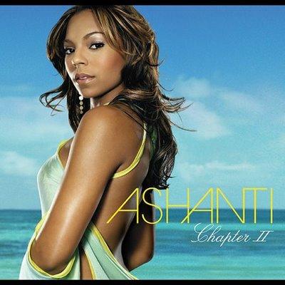 Ashanti Chapter II Album Cover